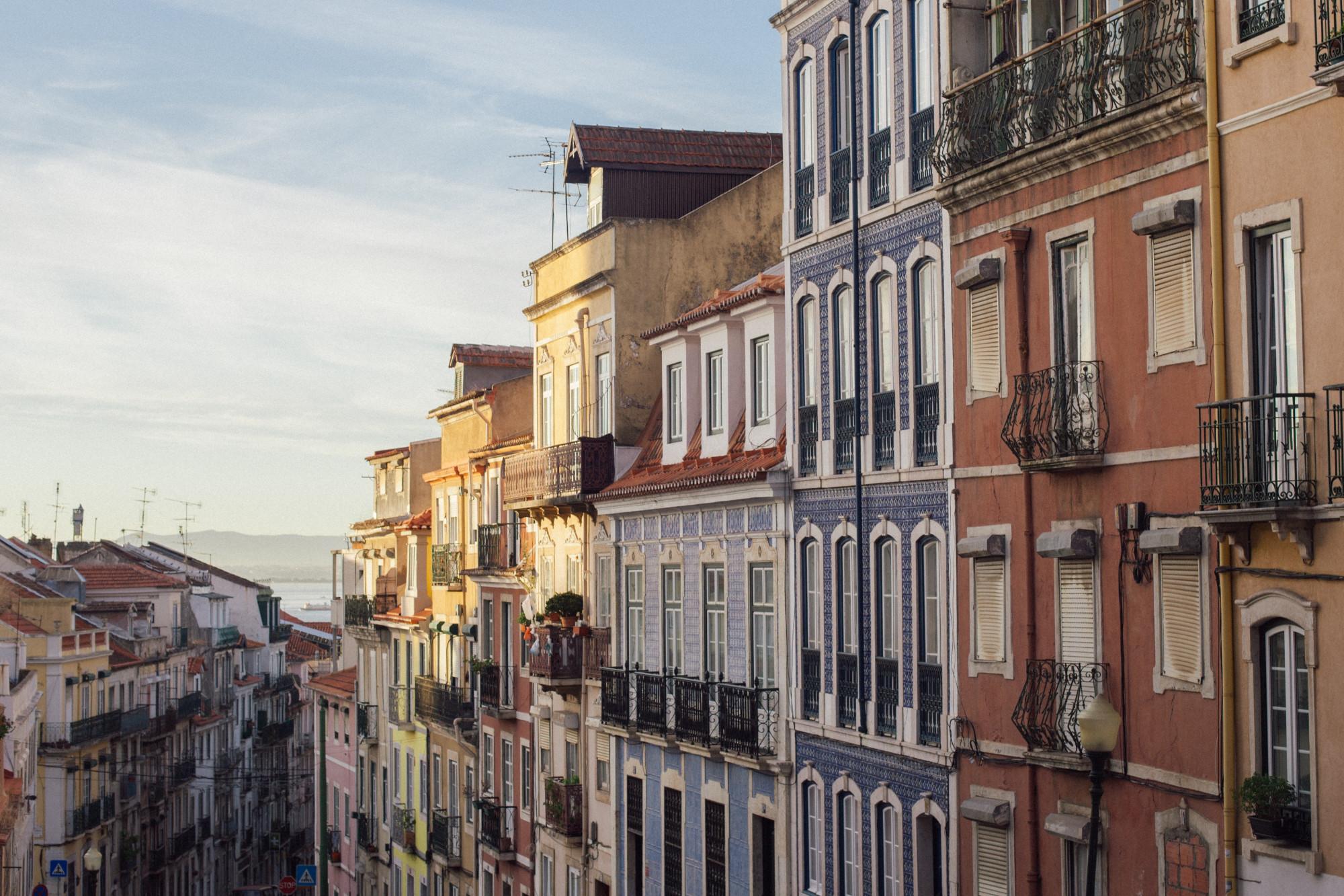 As freguesias de Lisboa e Porto com as rendas mais altas